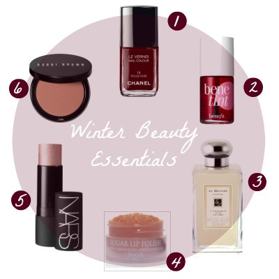 Having a Winter wedding? These are your essential beauty products - Wedding Inspiration from Rebecca Loves Weddings www.rebeccaanderton.co.uk