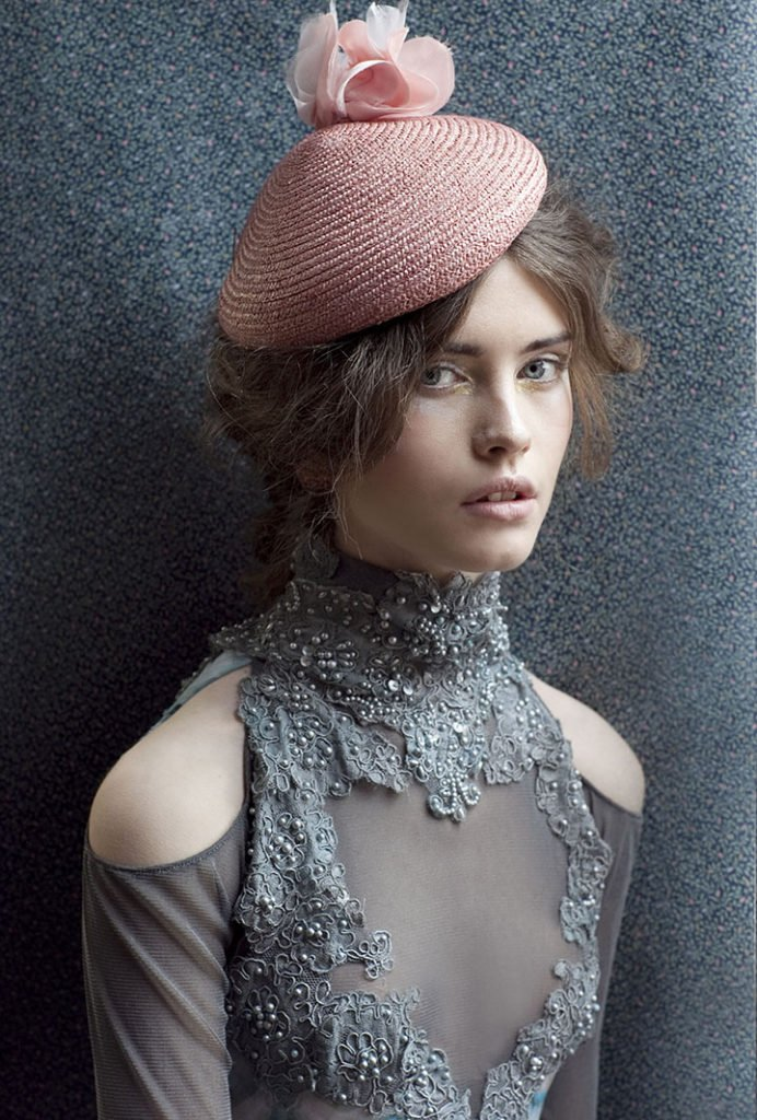 Fashion editorial hair and makeup from Rebecca Anderton Make Up Artist