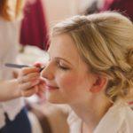 Pretty wedding makeup. Make up and hair by www.rebeccaanderton.co.uk