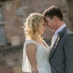 Natural boho bridal makeup in Manchester by Rebecca Anderton