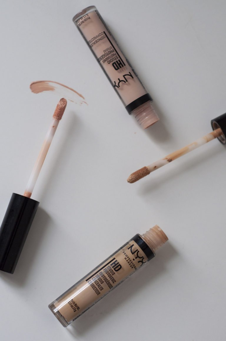 Concealers and concealer wands